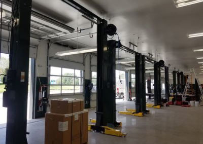 Car Lift Repair Ames Another Well Done Lift Install