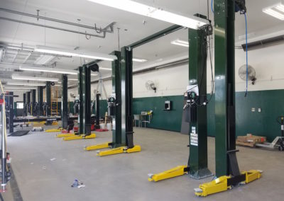 Car Lift Repair Ames Lift Bays In A Business