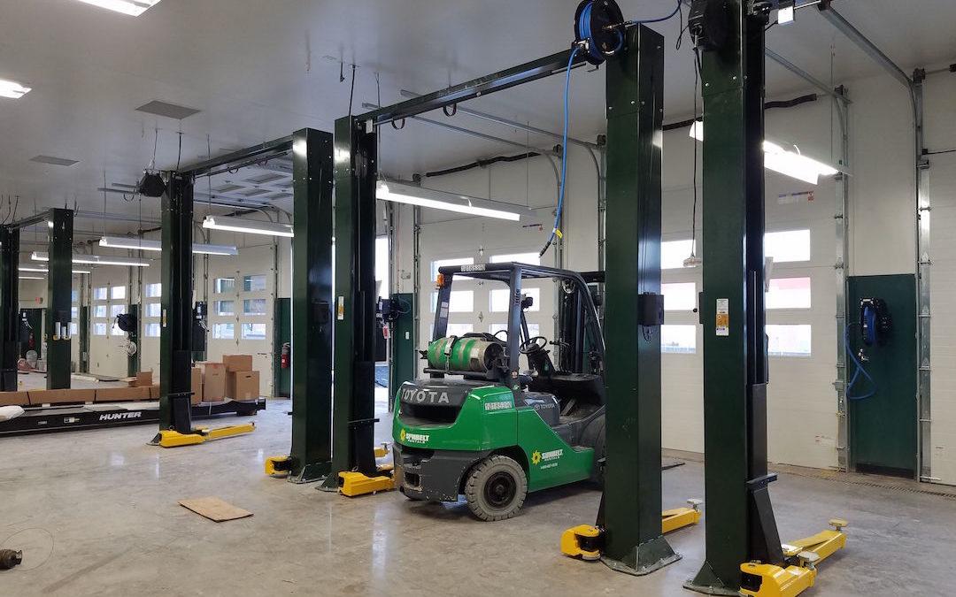 Hydraulic Lift Ames Iowa