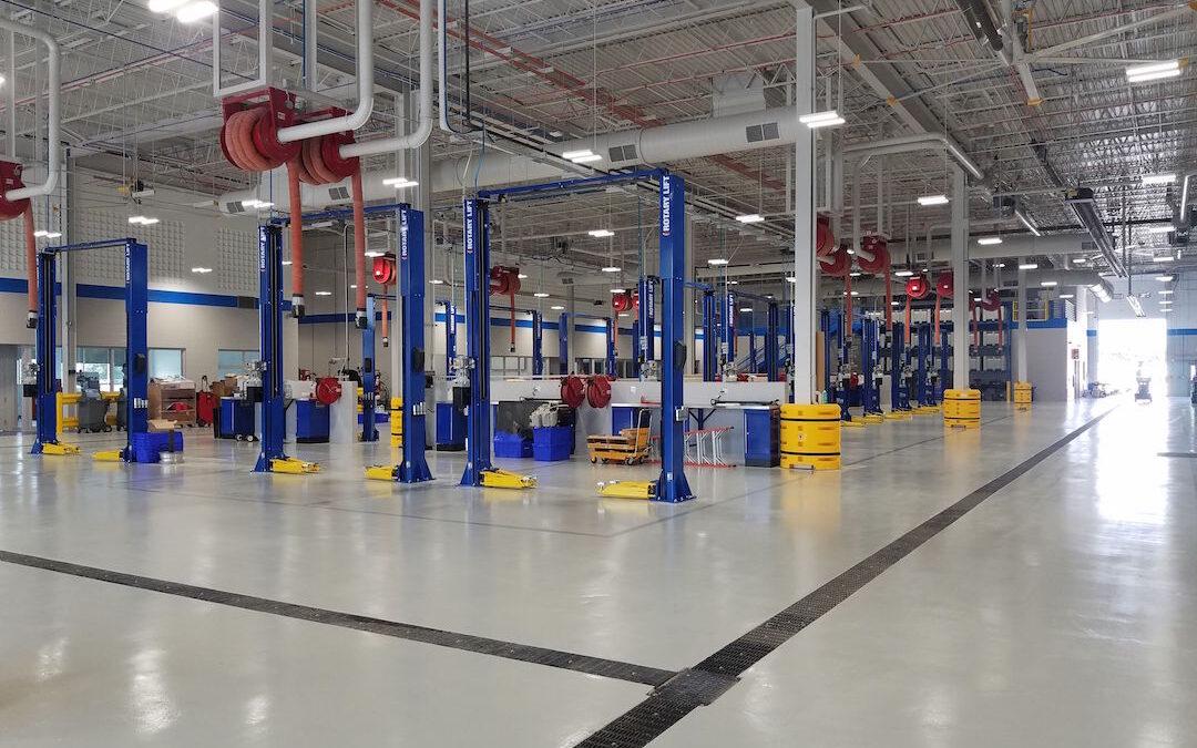 Automotive lifts Ames Iowa