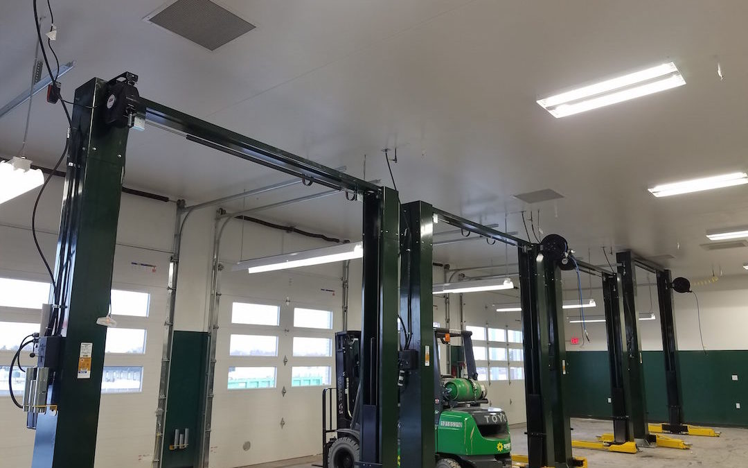Car Lift Repair Ames