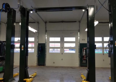 Car Lift Repair Ames Great Garage Lift Black And Yellow